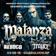 ESQUENTA DO MATANZA FEST! - Guarulhos/SP