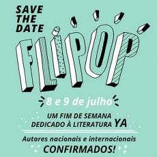 1ª FLIPOP - Festival de Literatura Pop