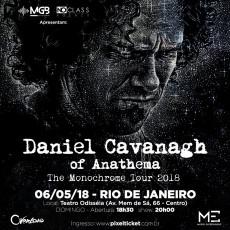 Danny Cavanagh no Rio de Janeiro