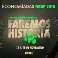 Economíadas FECAP | Com o Passado Na Memória, Faremos História!