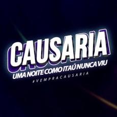 CAUSARIA | 2° Edição | 100% Open Bar