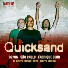 Quicksand - São Paulo