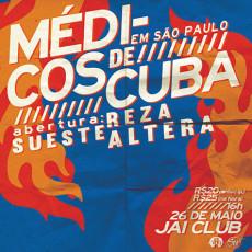Médicos de Cuba em São Paulo