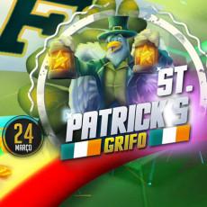 St. Patrick's Grifo  Em busca do pote de ouro