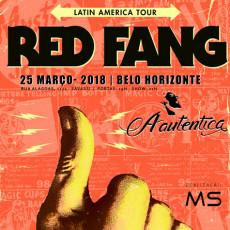 Red Fang - Belo Horizonte