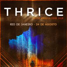 Thrice no Rio de Janeiro