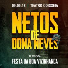 Netos de Dona Neves no Rio de Janeiro