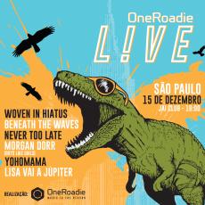 OneRoadie Live