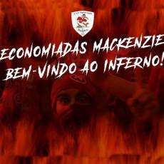 Economíadas Mackenzie - Bem Vindo ao Inferno