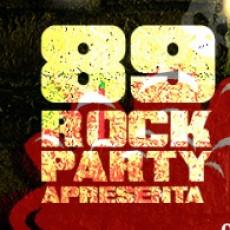 89 Rock Party Especial Strike - Território Custom