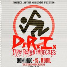 D.R.I. no Rio De Janeiro