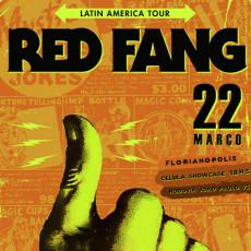 Red Fang - Florianópolis