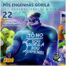 Pós Engenhas Gorila