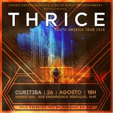 Thrice em Curitiba