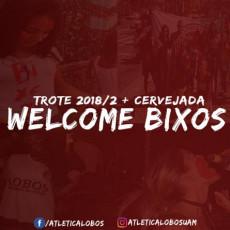 Welcome Bixos 2018/2 - Direito Anhembi Morumbi