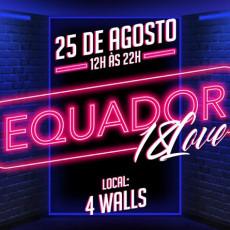 Festa no Motel - Equador 18Love