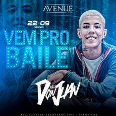 Avenue Club ║ Vem Pro Baile ║ Don Juan