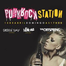Punk Rock Station - Green Day, Offspring e Blink 182