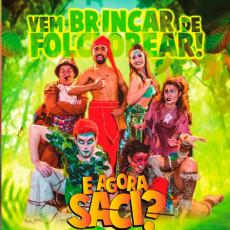 E AGORA SACI ? - Teatro Raposo Shopping - 17.11