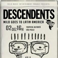 DESCENDENTS - São Paulo 02/12