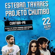 Esteban Tavares apresenta: Projeto Chumbo em Curitiba