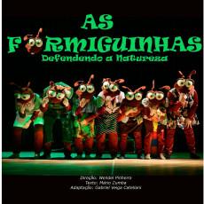 AS FORMIGUINHAS -DOMINGO- 16;12