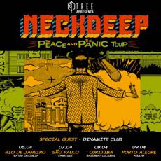 Neck Deep - Tour Brasil