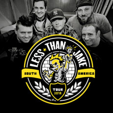 Less Than Jake - Criciúma/SC
