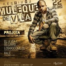 Projota - Festival Muleque de Vila