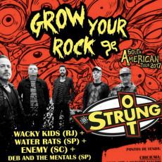 Strung Out em Criciúma/SC