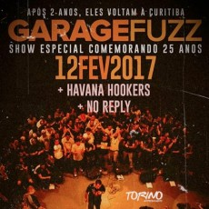 Garage Fuzz em Curitiba