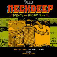 Neck Deep - Porto Alegre