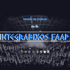 Integrabixos FAAP - Carnaval da Maravilhosa!