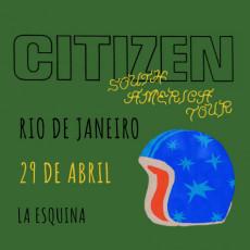 Citizen - Rio de Janeiro