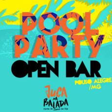 Pool Party - Juca na Balada - Bloco do Urso 2018
