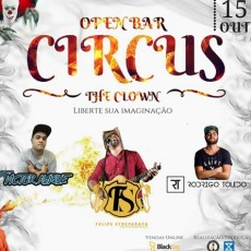 Open Bar: Circus - the Clown