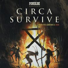 Circa Survive em Belo Horizonte