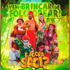 E AGORA SACI ? - Teatro Raposo Shopping - 24.11
