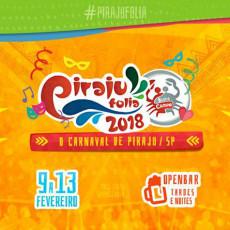Pirajufolia 2018