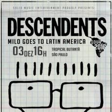 DESCENDENTS - São Paulo