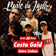 Baile da Jadhy - Costa Gold/ Entre Linhas/ Dj Keving
