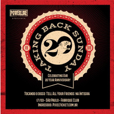 Taking Back Sunday - Celebrating our 20th Anniversary
