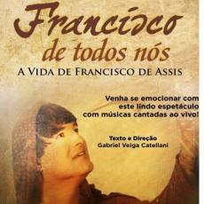 FRANCISCO DE TODOS NÓS -Sábado 15.12