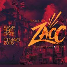 Baile da Zac 1º Edição - Open Bar