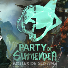 Party of Surrender - Águas de Sentina
