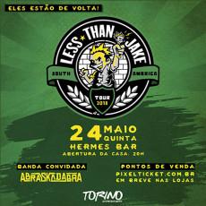 Less Than Jake - Curitiba