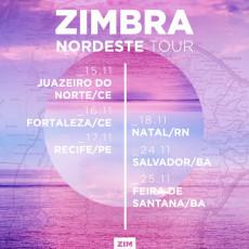 Zimbra em Fortaleza/CE - Nordeste tour (SESSÃO EXTRA)