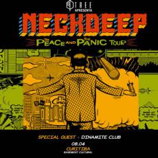Neck Deep - Curitiba