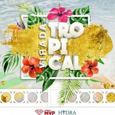 Virada Tropical   Reveillon Santos 2018