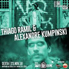 ALEXANDRE KUMPINSKI + THIAGO RAMIL NO PUXADINHO NO BAIXO AUGUSTA